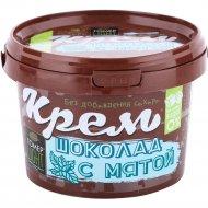 Крем-шоколад «Томер» с мятой, 800 г