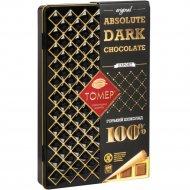 Горький шоколад «Томер» 100%, 90 г