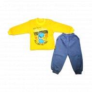Комплект детский (джемпер, брюки).