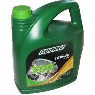 Масло моторное полусинтетическое «Fanfaro TDХ» 5 л.