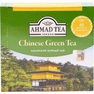 Чай зеленый «Ahmad Tea» 40 x 1.8 г.