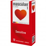 Презервативы «Masculan» classic, 10 шт