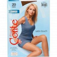 Колготки женские «Tango» 20 den, bronz.