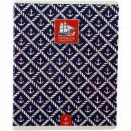 Тетрадь «Морская» клетка, 48 листов.