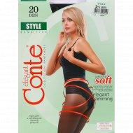 Колготки женские «Style» 20 den, nero.