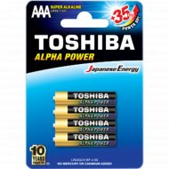 Элемент питания «Toshiba» LR03GCP BP-4