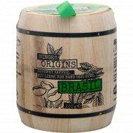 Кофе натуральный жареный в зернах «Minges Origins Brasil» 250 г.