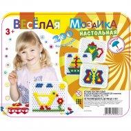 Игрушка «Веселая мозаика» 200 элементов.