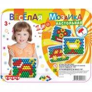 Игрушка «Веселая мозаика» 150 элементов.