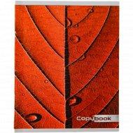 Тетрадь «Природная текстура» в клетку, А5, 48 листов.