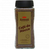 Кофе растворимый «Alvorada» Cafe do Mocca, 200 г.