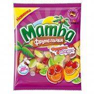 Жевательный мармелад «Mamba» Фрумеладки, фрукты и йогурт, 72 г.
