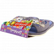 Туфли домашние «Lucky Land» для мальчика, 2934К-LMO-S.