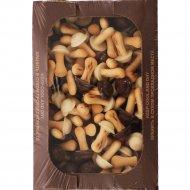 Печенье декорированное глазурью «Чеховские грибочки» ассорти, 500 г