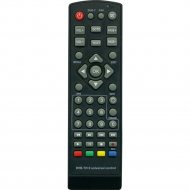 Пульт универсальный «Huayu» для приставок DVB-T2+2 для разных моделей.
