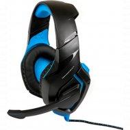 Игровая гарнитура «Dialog» Gan-Kata Blue, черно-синяя.
