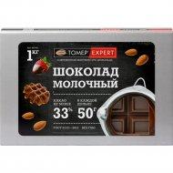 Молочный шоколад «Томер Expert» 1000 г