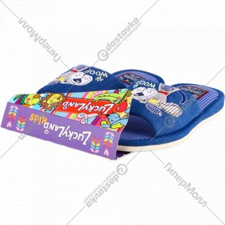 Обувь домашняя «Lucky Land» детская.