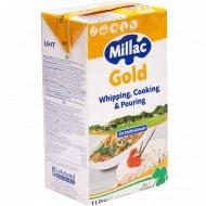 Крем на растительных маслах «Miillac Gold» 33.5%, 1 л.