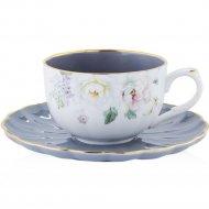 Чашка с блюдцем «Home&You» 54849-MIX-FIL