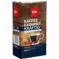 Кофе натуральный молотый «Kafer Kaffee Exquisit Krafting» 500 г.