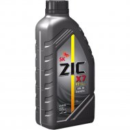 Масло моторное «ZIC» X7, 5W40, 132662, 1 л