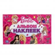 Книга «Барби» с наклейками.