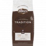 Кофе натуральный в зернах «Minges Espresso Tradition» 1 кг.