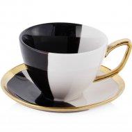 Чашка с блюдцем «Home&You» 55931-MIX-FIL