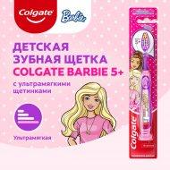 Зубная щетка «Colgate» Barbie, 5+.