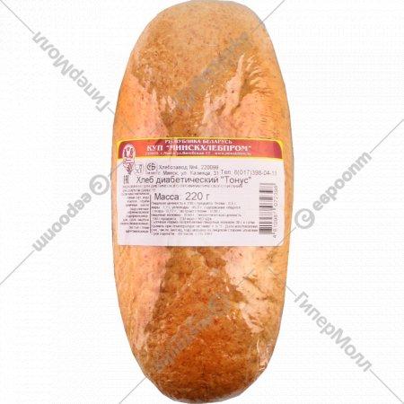 Хлеб «Тонус» диабетический, 220 г.