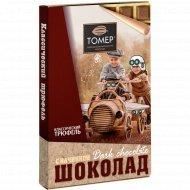 Шоколад горький «Томер» классический трюфель, 115 г