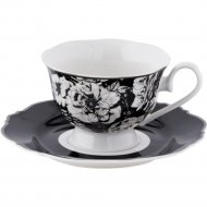 Чашка с блюдцем «Home&You» 56758-MIX-FIL
