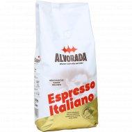 Кофе в зёрнах «Alvorada» Espresso Italiano, 1 кг.