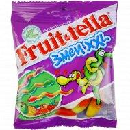 Жевательный мармелад «Fruittella» змеи XXL, 70 г.