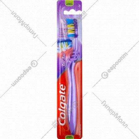 Зубная щетка «Colgate» Зигзаг плюс.