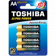 Элемент питания «Toshiba» LR6GCP BP-4