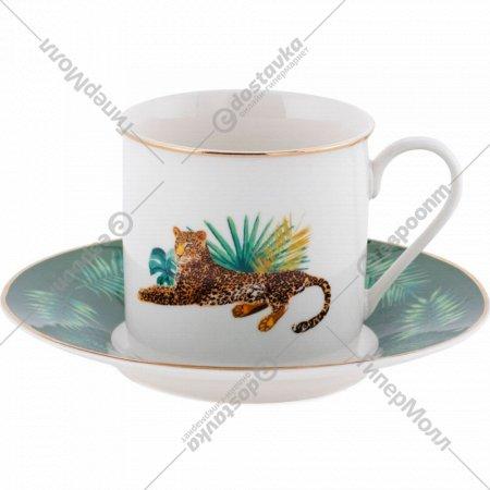 Чашка с блюдцем «Home&You» 56878-MIX-FIL