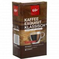 Кофе натуральный молотый «Kafer Kaffee Exquisit Klassisch» 500 г.