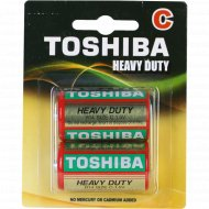 Элемент питания «Toshiba» R14KG BP-2TGTE SS heavy duty, 2 шт.