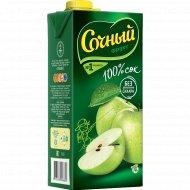 Сок «Сочный фрукт» яблоко, 1.95 л