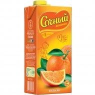 Напиток «Сочный витамин» апельсиновый, 0.95 л.