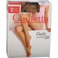 Гольфы женские «Giulietta» daily, 2 пары.