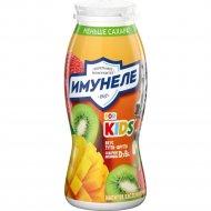Напиток кисломолочный «Имунеле Kids» тутти-фрутти 1,5%, 100 г.