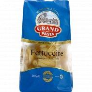 Макаронные изделия «Grand di pasta» феттуччине, 500 г.