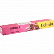 Кофе натуральный «Belmio Espresso Forte» в капсулах, 10 шт. x 5.2 г.
