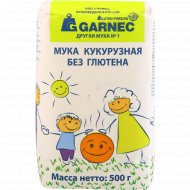 Мука кукурузная «Гарнец» без глютена, 500 г.