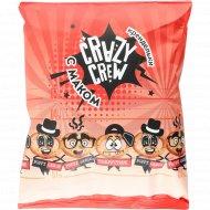 Крендельки «Crazy crew» с маком, 200 г