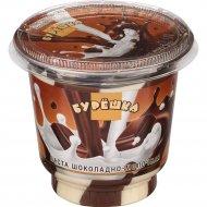 Шоколадно-молочная паста «Бурешка» 350 г.