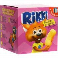 Сладкие палочки «Rikki» для девочек, 40 г.